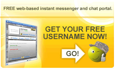 Get your free username now