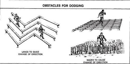 how to build a military obstacle course
