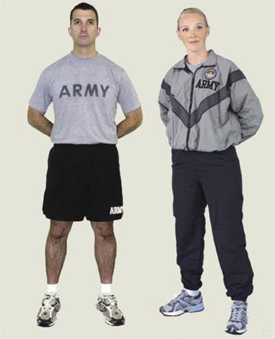 Army Pt Uniform Regulations 92