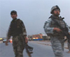 Iraqi Suspected Insurgents Detained Weapons Caches found