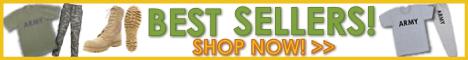 Armystore.com Hot Items